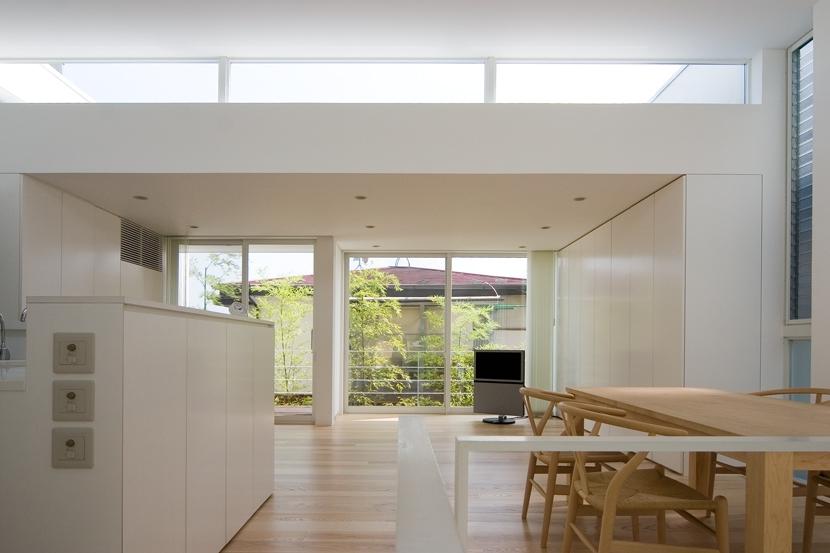 建築家:磯部邦夫「南千束の家」