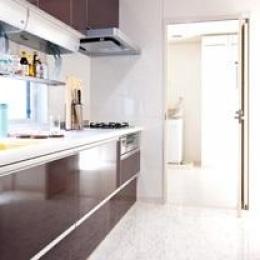 キッチン (N邸)