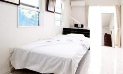 N邸 (寝室)