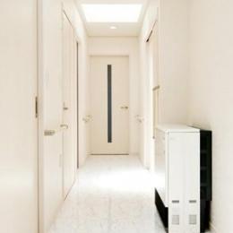 N邸 (廊下)