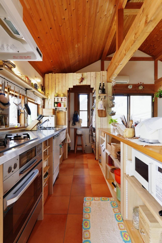 横浜市T様邸 ~atelier(アトリエ)~ (キッチン)