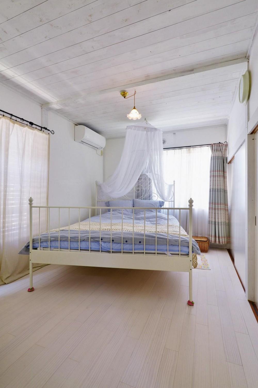 横浜市T様邸 ~atelier(アトリエ)~ (ベッドルーム)