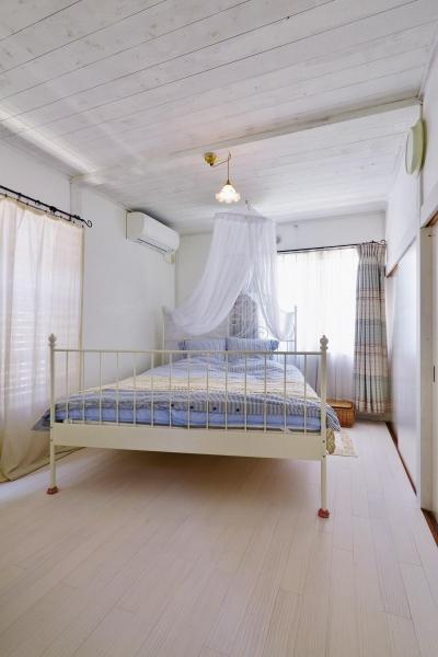 ベッドルーム (横浜市T様邸 ~atelier(アトリエ)~)