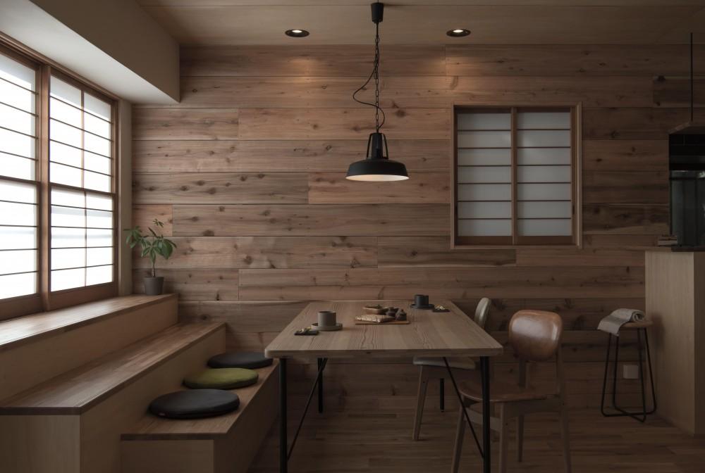 古今 Design &Crafts「純和風+ヴィンテージな住まい」