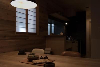純和風+ヴィンテージな住まい (照明)