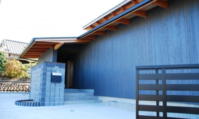 玄関|村主の家