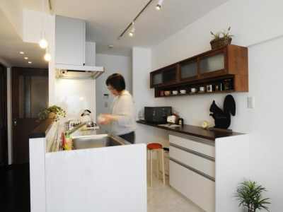 キッチン (Acacia)