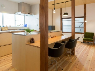 キッチン (TIMELESS CORRIDOR)