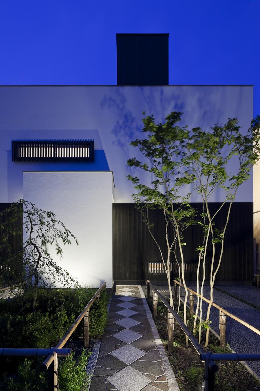 建築家:根來宏典「対岳荘」