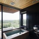 浴室は疲れを癒す場所
