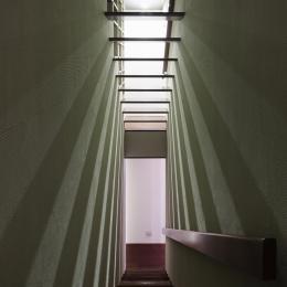 対岳荘 (階段スペース)