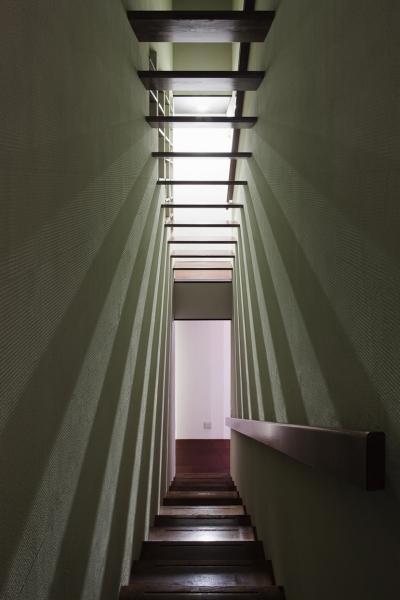 階段スペース (対岳荘)
