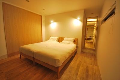 寝室 (逗子の海辺のスローライフ)