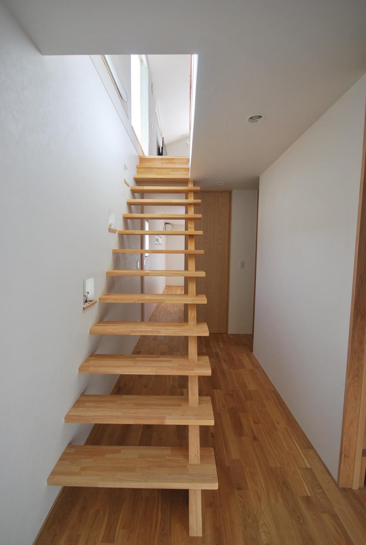 逗子の海辺のスローライフ (ストリップ階段)