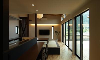 庵川の家 (LDK)