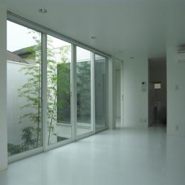 練馬の家 (2階居室)
