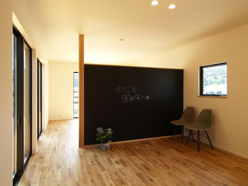 庵川の家 (子供室)