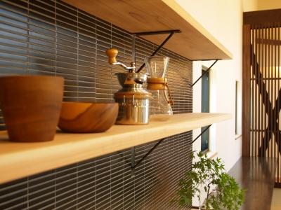 庵川の家 (キッチン)