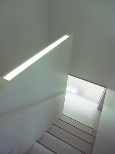 練馬の家 (階段)