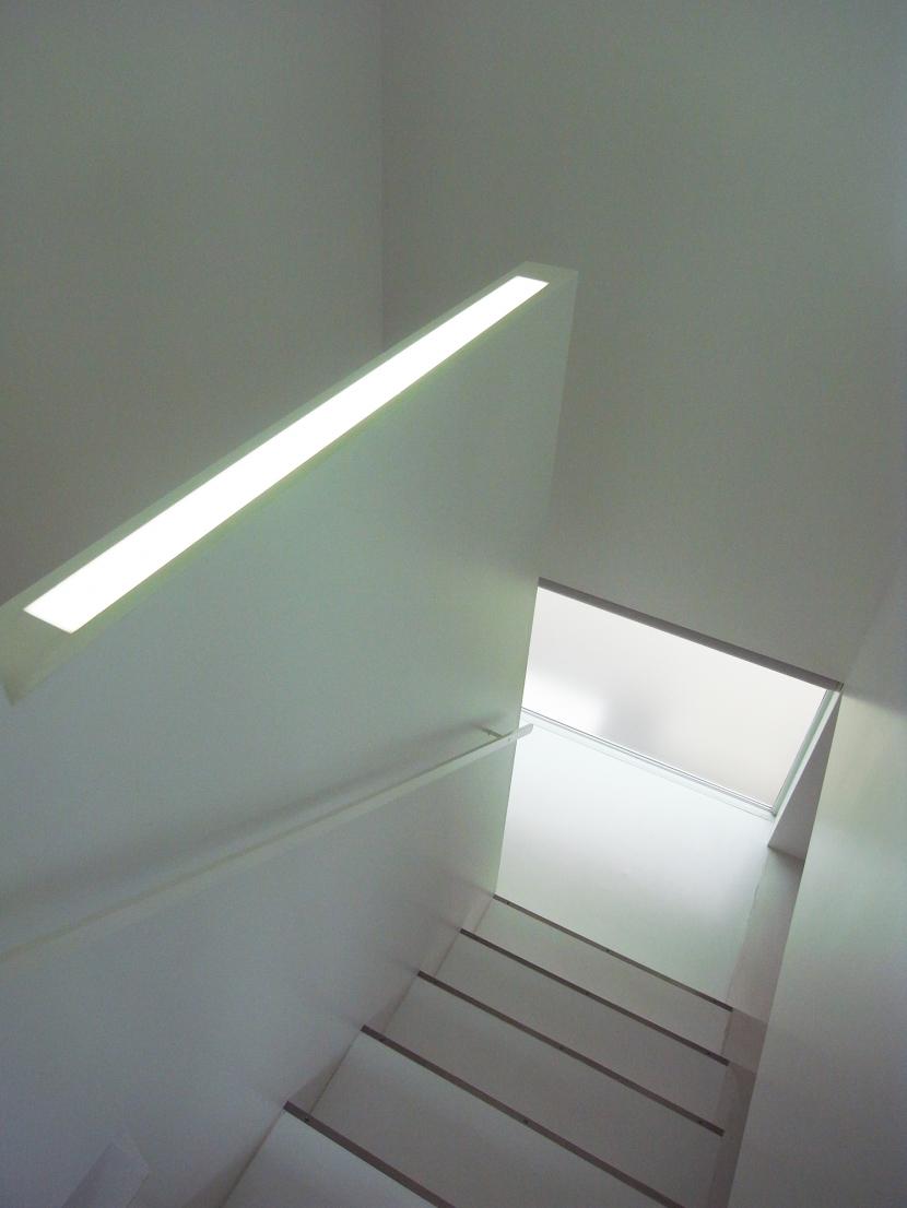 練馬の家の部屋 階段