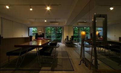 ロンドンのアパートメント@世田谷