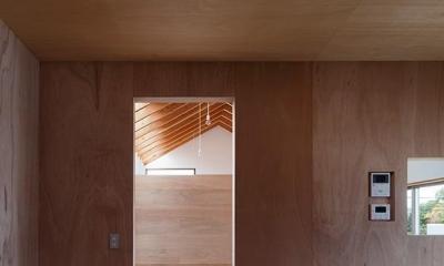 二階|CASE 493 | 熊取の住宅