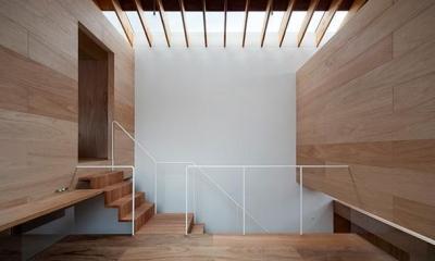 二階 CASE 493   熊取の住宅