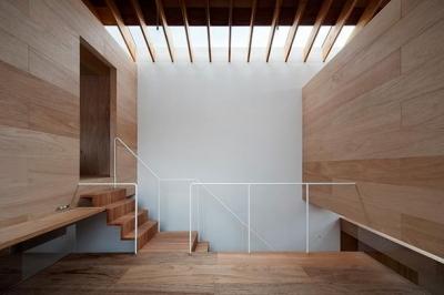 二階 (CASE 493 | 熊取の住宅)