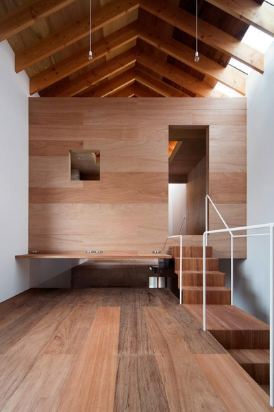 CASE 493 | 熊取の住宅 (二階フロア)