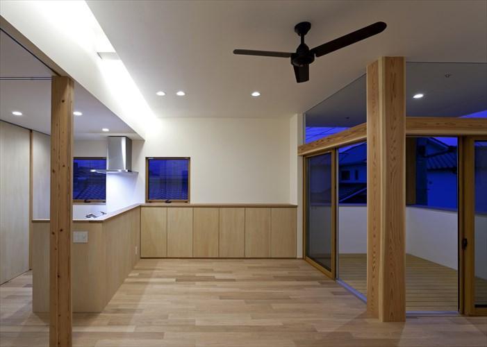 sceneryの写真 リビングダイニングキッチン-ライトアップ