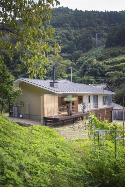 双海町の家 (外観)