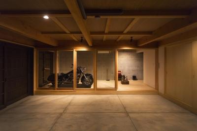 双海町の家 (趣味の部屋)