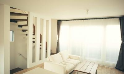 世田谷区 桜 NAVY HOUSE 1 (18畳のLDK)