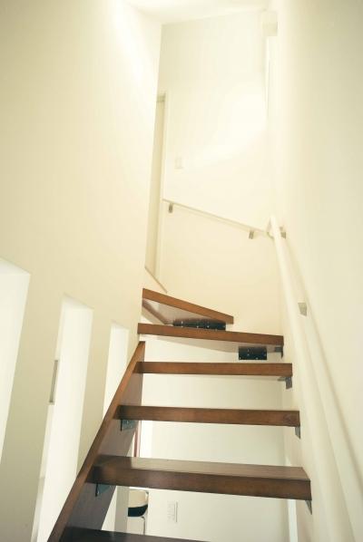 階段が好き (世田谷区 桜 NAVY HOUSE 1)