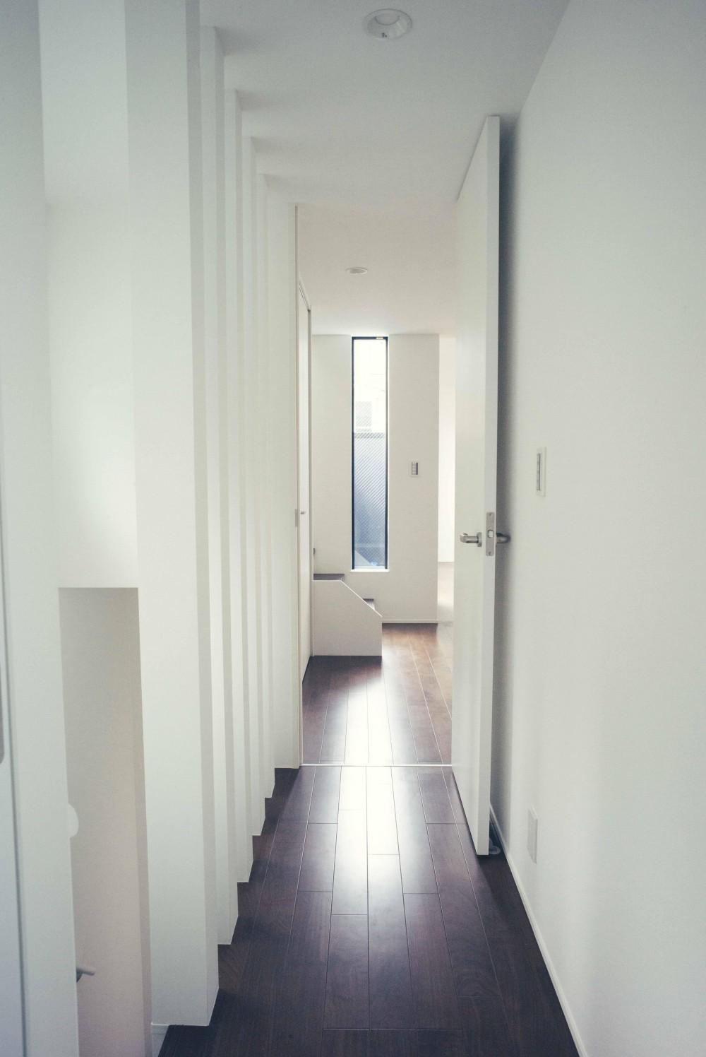 世田谷区 桜丘 NAVY HOUSE 2 (気持ち良い廊下)