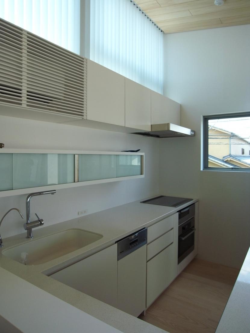 永福町の家の部屋 キッチン