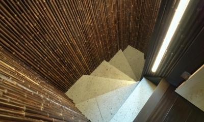 階段|古民家再生の家