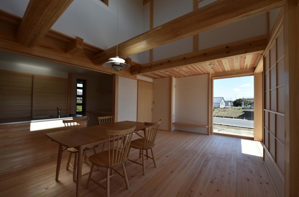 愛知の木組み (木製建具)
