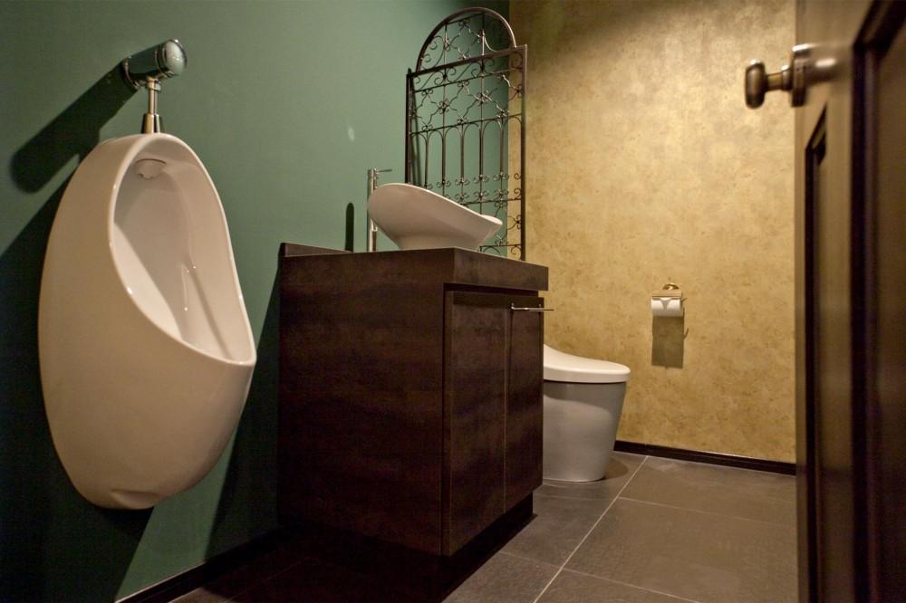 唯一無二のリノベーション CACE.2 (トイレ)