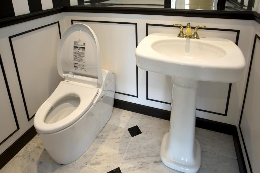 唯一無二のリノベーション CACE.3 (トイレ)