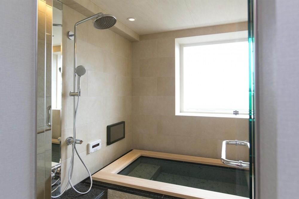 唯一無二のリノベーション CACE.5 (浴室)