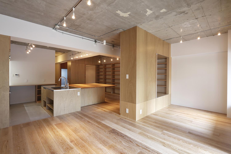 建築家:黒川智之「猿江の住宅」