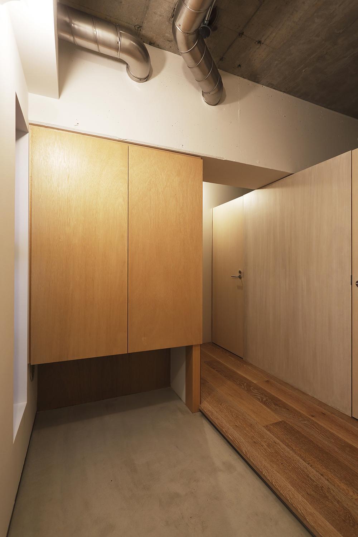 猿江の住宅の部屋 玄関