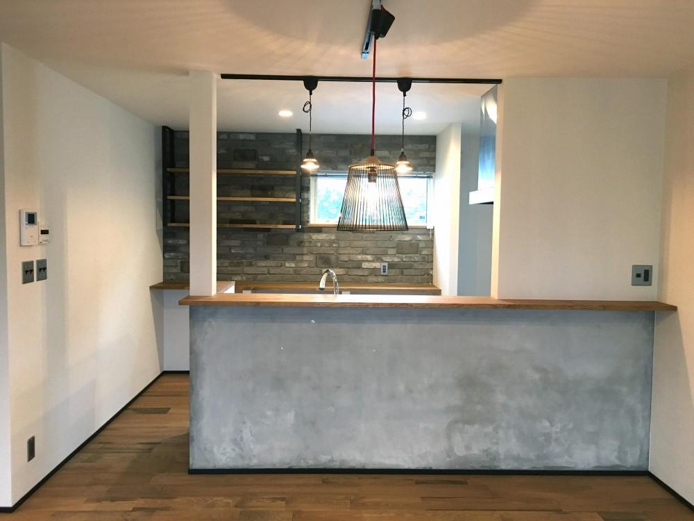 CASAXLABO戸建てリノベーション 札幌市K邸 (キッチン)