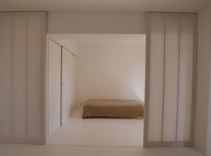801号室の部屋 寝室