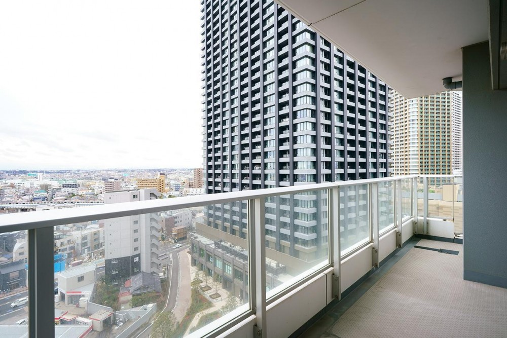武蔵小杉 F 邸[タワーマンション リフォーム] (部屋からの眺望)