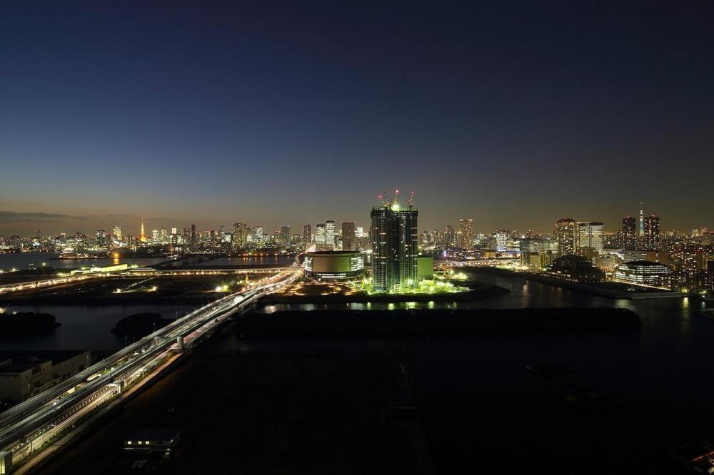 有明 K 邸[タワーマンション リフォーム] (部屋からの眺望)