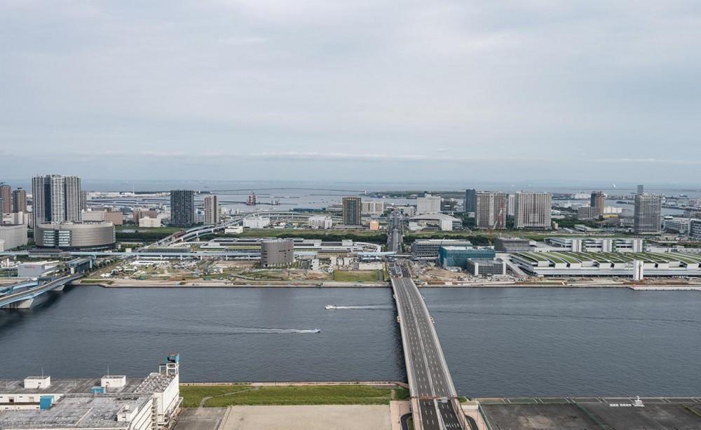 中央区晴海 S 邸[タワーマンション リフォーム] (部屋からの眺望)