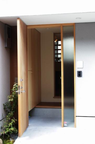スキップ町家の部屋 玄関