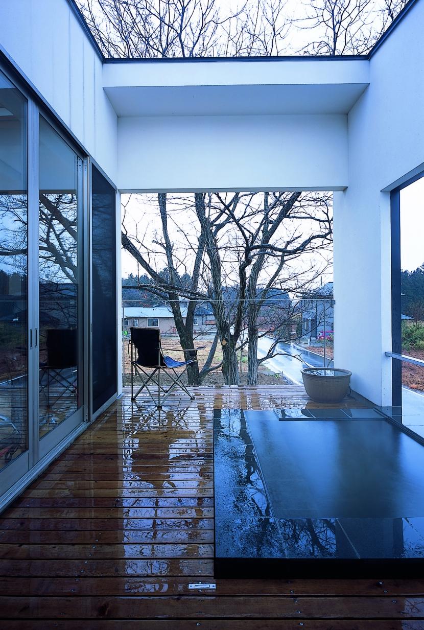 建築家:川久保智康「塩原の家」